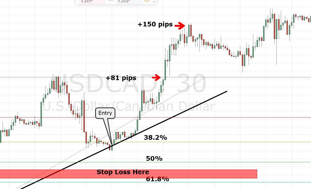 fibonacci trading youtube