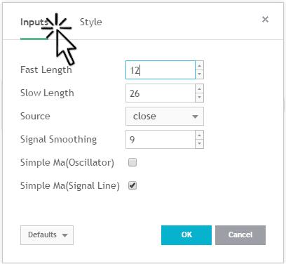 Best macd settings forex
